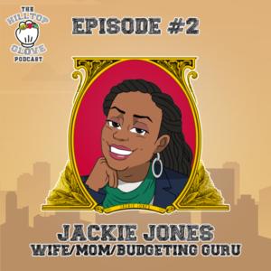 Episode 2 - Jackie Jones wife mom budgeting guru
